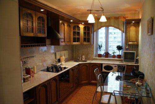 Кухни 6.5 кв м фото