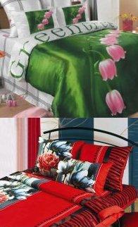 просмотр фото 1. Постельное белье, подушки, одеяла из Иваново фото 1.